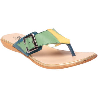 Msc Green WomenS Flat
