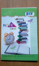 jay note book