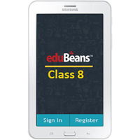 Edutab VIII For Class 8 CBSE/ICSE Preparation Along With  Tablet Samsung T-116