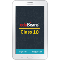 Edutab X For Class 10 CBSE/ICSE Preparation Along With  Tablet Samsung T-116