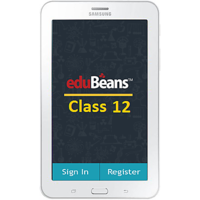 Edutab XII For Class 12 Science CBSE/ICSE Preparation Along With  Tablet Samsung T-116