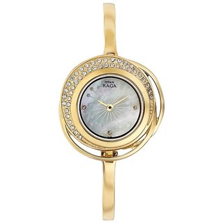 Titan Titan-95003ym01 Womens Watch