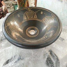 Handmade Ceramic Washbasin