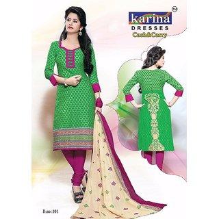 Karina Cotton Salwar materials