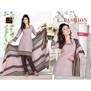 Shiv Ganesh Cotton Salwar Materials