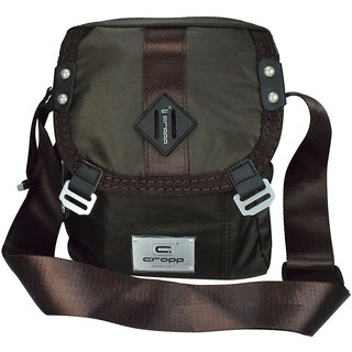 Cropp Ultra Light Sling Bag,Coffee emzcroppSB4238coffee