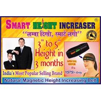 Smart Height Increaser Natural Magnetic Height Increasing  Belt