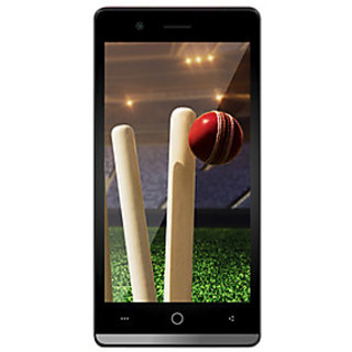 Micromax Bolt Q381 (1 GB, 8 GB, Black)