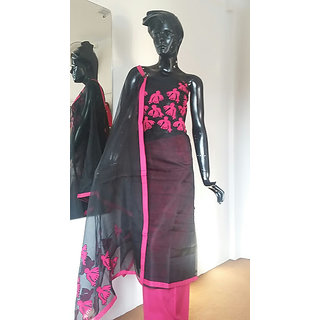 Tesori Ethnic Wear Womens Churidhar Materials.