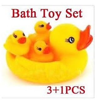 Duck Bath Toys Set