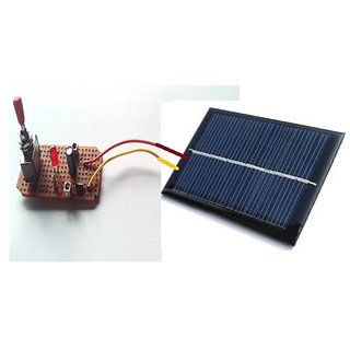 Techamazon solar electricity generator Engineering project kit