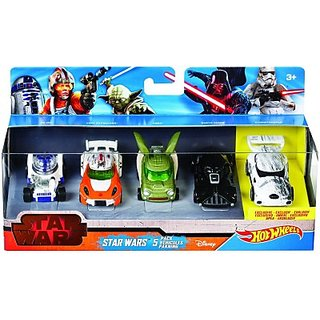 5 Vehicle Gift Pack(Multicolor)