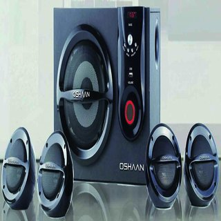 Oshaan 4.1 Multimedia Speakers with USB