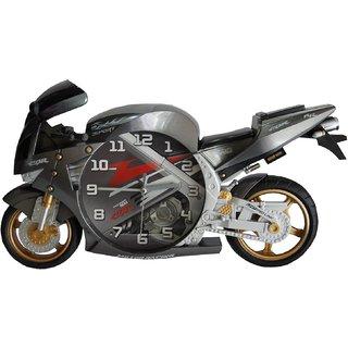 buy gifts arts motor racing bike table clock online get 0 off