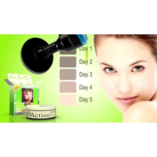 3D ACTION WHITENING CREAM