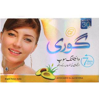 Goree Whitening Cream And Goree Whitening Soap