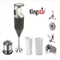 Kingstar Hand Blender Bmw  Plus Grey