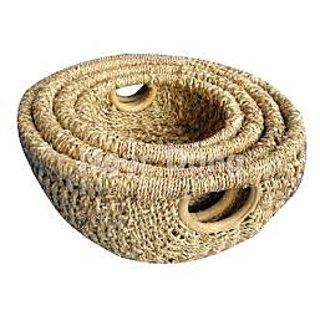 Nutan Handicrafts baskets
