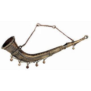 Dhokra Turhi / Todi 15 inches Showpiece