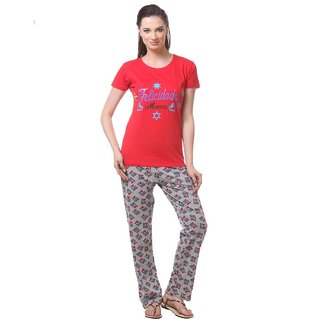 Ladies Night suit set full pyjama