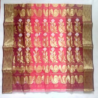Bengal Handloom cotton Saree Ethnic Wear