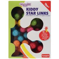 Set Of 10 Boxes - Funskool Brand Giggles Kiddy Starlinks (12 Months Plus) - Return Gift For Birthday