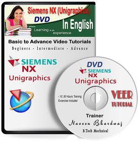 Siemens NX Unigraphics Video Training (93 Videos, 11 Hrs Traing) in English