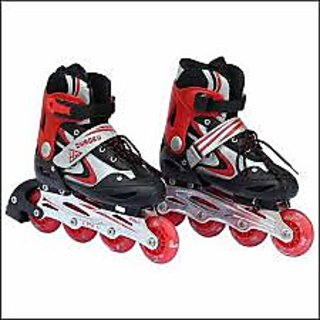 Power Skate,Roller Skating Shoes for kids L Size 6-10years