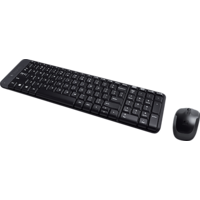 MK220 Wireless Keyboard And Mouse Combo