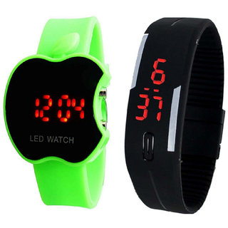 TOREK APPLE+BAND DIGITAL WATCH FOR MEN,WOMEN,BOYS,GIRLS