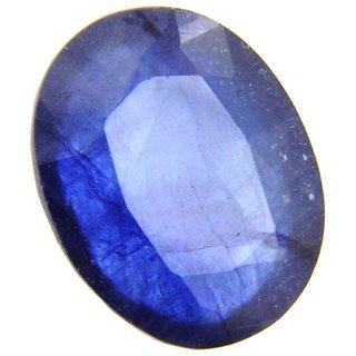 4.25 Ratti   blue Sapphire (neelam ) gemstone
