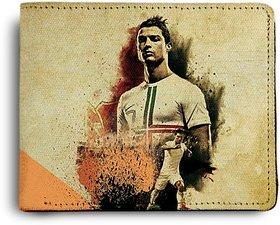 ShopMantra Men Casual, Evening/Party Multicolor Genuine Leather, Canvas Wallet