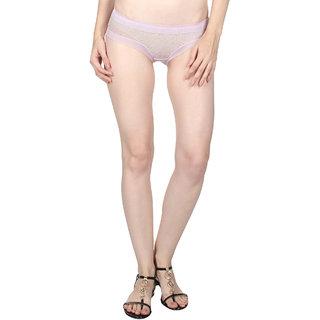 Vloria Soft Net Women Thong Style Panty