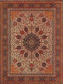 7 star Red Blended Carpet
