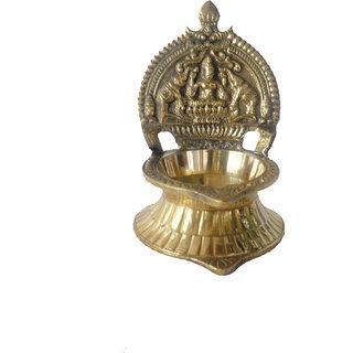 Sheelas Brass Oil lamp CodeSH02073