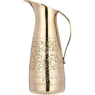 Rathod Sons Brass Antique Jug.