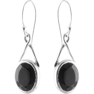Sheelas Silver dangle earring codeSH01800