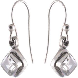 Sheelas Silver dangle earring codeSH01806
