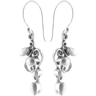 Sheelas Silver dangle earring codeSH01832