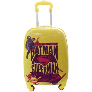 Texas Usa 17 Inch Kids Batman Vs Superman Printed Emzlugpcbatsuper2-17
