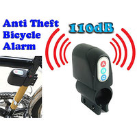 Gadget Hero's Bicycle Motor Bike Anti Theft Security Al