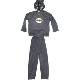 Batman Superhero Fancy Dress Costume For Kids