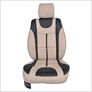 Hyundai Elantra Beige Leatherite Car Seat Cover