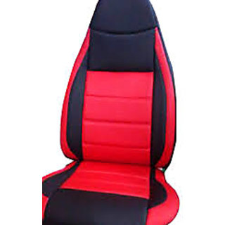 Maruti Wagon R Stingray black Leatherite Car Seat Cover