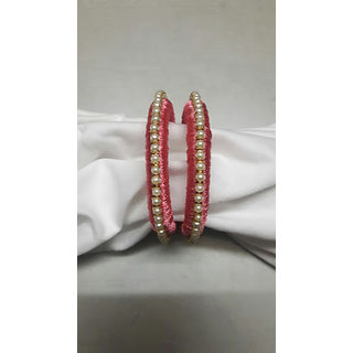 Beautiful Handmade Silk Bangles For Womens