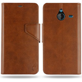 Cool Mango Business Flip Cover for Microsoft Lumia 640 XL