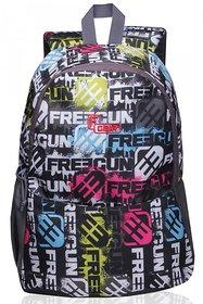 F Gear Saviour P1 Grey Printed 19 Ltrs backpack
