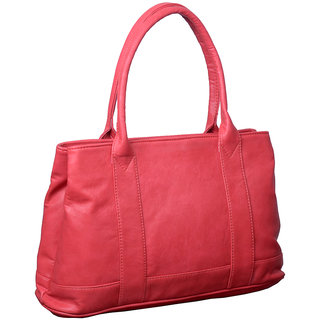 Hysty Red Office Use Hand Bags
