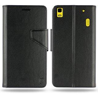 Cool Mango Business Flip Cover for Lenovo K3 Note