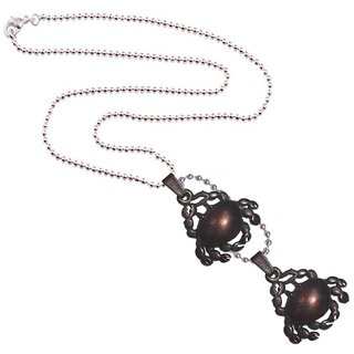 Men Style Kekda  Brown  Alloy Insect Pendent For Men And Women
